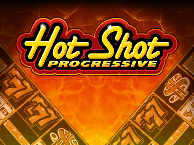 Hot Shot Progressive Bally