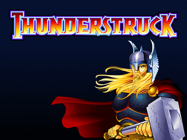 Thunderstruck Slot Microgaming