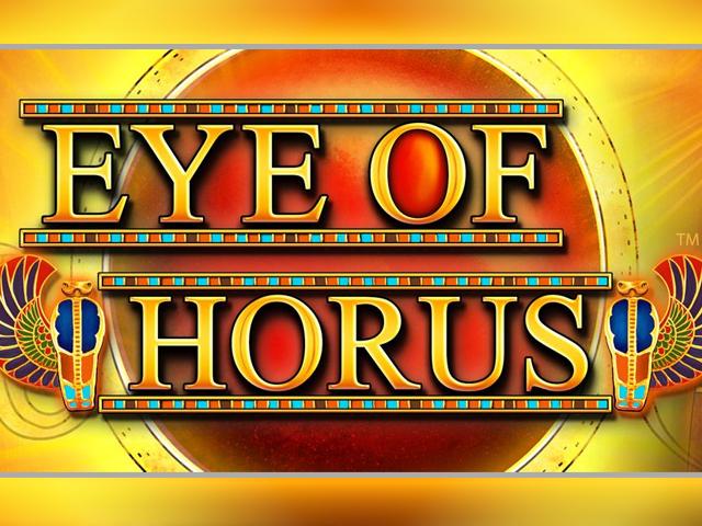 Eye of Horus Slot Machine Review