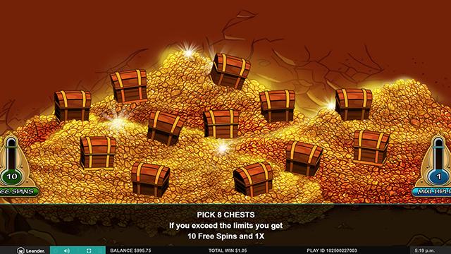 Ali Baba Slot Bonus Game