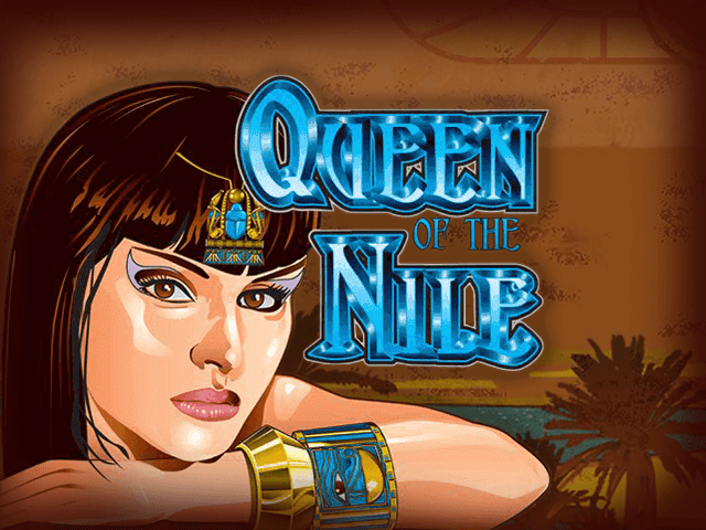 Queen of the Nile Slot Machine