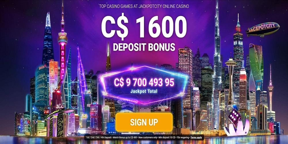 JackpotCity Online